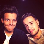 Liam posted this selfie of him and Louis on instagram yesterday. http://t.co/rVsFsdV8ty