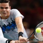 Thornhills Milos Raonic gets first career win against Federer at Paris Masters: http://t.co/XoY0T8kaGj http://t.co/hOLpsju11y