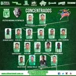 Viajeros a la ciudad de Bogotá para jugar mañana la fecha 17 de la @ligapostobon frente a Fortaleza. #Vamosverde http://t.co/Js07WmYFh6