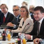#V4 + Western #Balkans w/#Austria (@sebastiankurz) & #HRVP @FedericaMog Ministerial Meeting in #Bratislava #SKV4PRES http://t.co/pKaTPNUJS5