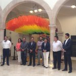Orgullo mexicano, #AltarDeMuertos en @congresodurango ; @luispedrobernal @C_ContrerasG @MakySolisN @ArturoKampfnerD http://t.co/0JIjdd1peg