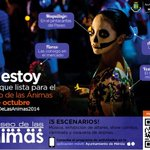 Ya estás list@ para el #PaseodeAnimas2014? Es hoy! @CTUMarista @ConsuladoUSAMer @7bosques_ @AyuntaMerida http://t.co/5B6fxqeJ9M