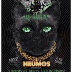 The Cat Gawd will be in full effect tonight. Come out and have fun. @Neumos #seattle #Halloweed http://t.co/KWP6QFAKI5