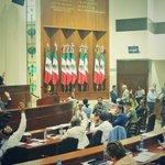 Con la aprobación del Acta de la Sesión anterior, inicia la Sesión #66 en @HCongresoSin @pansinaloa @melesiocuen http://t.co/KyVhy7myyQ