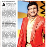 RT @priyaguptatimes: My interview with the super talented Annu Kapoor @annukapoor_ @akshaykumar @AnupamPkher