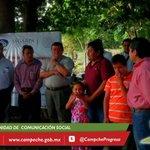 Este es un proyecto visionario, señala Gobernador @ferortegab a productores. de #Nohacal #Stevia #Campeche http://t.co/MXcublylRJ