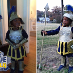 Happy Halloween, Spartans! By popular demand, Clark is our Blue & Gold Fan of the Week! #letsgoG #HalloweenU http://t.co/LblxyywZGq
