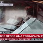 Zaffaroni renuncia atrincherado y a los tiros. #MundoZocalo http://t.co/6UY13LFzB3