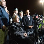 We Honor You, @mayortommenino. Mayor #Menino speaks to the world after the manhunt. See https://t.co/bDsLenkfDm on Fb http://t.co/SOT5inEFfb