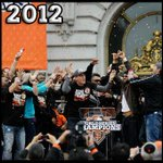 It's #WorldSeries Parade Day in San Francisco. Sounds familiar. http://t.co/iunfEPloQC #SFGTrilogy http://t.co/8lK2hDgGC0