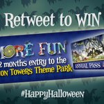 RT and Follow us by 10pm to win an Alton Towers 2015 Annual Pass! We have 3 pairs to give away! #HappyHalloween http://t.co/SRqmJi531Y