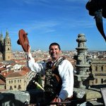 VÍDEO Y GALERÍA DE FOTOS: Subida a la torre de la Catedral de Ángel Rufino, El Mariquelo http://t.co/N73R24UoUj http://t.co/s8n0Qlkv2h