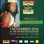 2 Chainz has cancelled? Not to worry....theres Ndwuu Njenz! http://t.co/yhSUZdrMXf