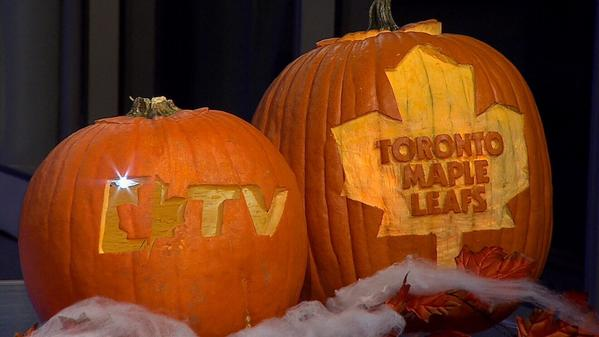 Happy Halloween #LeafNation! Stay tuned for all @MapleLeafs updates from #CBJ with @HennyTweets & @BonsieTweets http://t.co/kySQ1HQ6qq