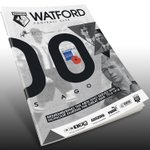 Tomorrows 100-page commemorative programme features the #watfordfc players who served in WW1: http://t.co/lcLP4b58ux http://t.co/N6WB9gWlBG