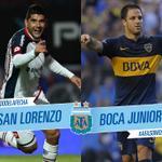 #ElPartidoDeLaFecha El domingo a las 16 seguí el minuto a minuto de San Lorenzo (@SanLorenzo)-Boca (@BocaJrsOficial). http://t.co/DpFqP1wGR5