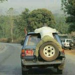 Blaise Campaore seen leaving Burkina Faso... http://t.co/Kl0sAQaYPu
