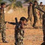 Twelve Naxals surrender in Kanker district http://t.co/PlUfjPcRyv