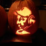 This one is for you, @FauxPelini . Happy Hallo-Pelini! #GBR http://t.co/ZHtAHE7BwQ