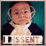 omg omg omg RT @ReignOfApril: Look at Supreme Court Justice Ruth Baby Ginsberg!!!!!! #Halloween http://t.co/UAiyL3vnq7