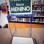 Condolence books have been set up for Mayor Menino in neighborhood libraries around Boston. #wbz #wbznews http://t.co/Z0RnIFC0og