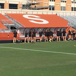 @CowgirlFC readying for the match tonight at Texas http://t.co/ycL46YuDYw