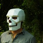Need a last-minute Halloween costume? Print out one of these beautiful papercraft masks http://t.co/EyKlaeSB8e http://t.co/LhZP9UkesR
