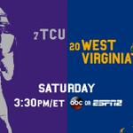 Take Your Pick  #TCU or #WVU http://t.co/ksRLGgKIng