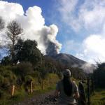 Este viernes continúa actividad en Volcán Turrialba #Canal9cr @hoycanal9 http://t.co/MCgOaY3rFQ