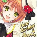 11月1日っ゚*。(・∀・)゚*。 Happy Birthday 星空凛ちゃん~!! 凛ちゃん誕生日おめでとうにゃ~。+゚.。+。(´ω`*)♪♪  #星空凛生誕祭 #星空凛生誕祭2014 http://t.co/mTxNhvMYmr