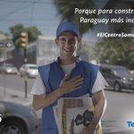 ¡Llegó el GRAN DÍA! #PoneleCorazón a @TeletonParaguay porque para lograr un Paraguay inclusivo #ElCentroSomosTodos http://t.co/fGZ5C874GT