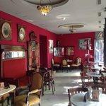 La elegancia de la cafetería del Museo Casa Lis #Salamanca http://t.co/6as8mqH2U3