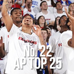No tricks here! Your @SMUBasketball team checks in at No. 22 in the @AP_Top25! #DeclareSMU http://t.co/0XCgO4ufb7