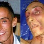 Non mi uccise la morte, ma due guardie bigotte, mi cercarono lanima a forza di botte. #cucchi #omicidiodistato http://t.co/UOuPH7CZE5
