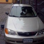 ATENCIÓN: Antonio Ruiz denuncia que se robaron este carro Mazda Protege Placas P 923FRK en la Antigua. Por favor RT. http://t.co/3B2PQ9qFML