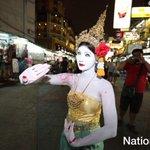 ฮาโลวีน ที่ route 66 แต่งผีไทยหลอนสุดๆ กลับบ้านงัยเนี้ยะ #Halloween #กูไม่ยอมเห็นรูปนี้คนเดียว http://t.co/luaS0WsZiK http://t.co/wqC15xFB35