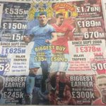 Think twice before you say Man City is a bigger club than Man Utd... #MUFC http://t.co/vdrEi2cUsX