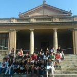 Descobrint i estudiant la Necròpolis Paleocristiana de Tarragona pels alumnes de 2n dESO la vigília de Tots Sants. http://t.co/ZEiwHmeDSh