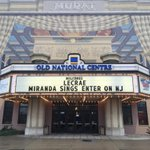 Sold out show in Indianapolis tonight. #ANOMALY Tour in full effect. http://t.co/D2YRCuCcVK