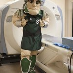 Sparty trying to dress as one of our doctors. #MSU #Halloween2014 http://t.co/wSzW8A1lEh