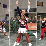 ICYMI: See @WillieGeist & @tamronhall as @nbcsnl Spartan cheerleaders! http://t.co/DD6xNAzxrK
