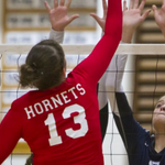 Megan Haan is back on the volleyball grind, giving the Central Catholic team a boost. http://t.co/m5xmpUFj8Z http://t.co/JhS18SkpBj