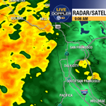 #SF experienced rain on Halloween only 12% of time since 1840s! Check out @LiveDoppler7HD now... #bayarearain http://t.co/yC2lsTus19