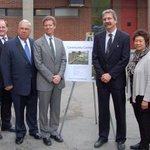 .@mayortommeninos support made so much possible, including a Deep Energy Retrofit of Castle Square. Thanks, Mayor. http://t.co/qU1XNNPowi