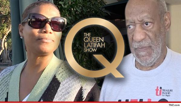 Queen Latifah CANCELS Bill Cosby interview after rape allegations resurface