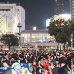 ハロウィン一大イベントに 渋谷でコスプレイヤー続出で警察も出動 http://t.co/HJadxvesoG http://t.co/Z5J1t525jc