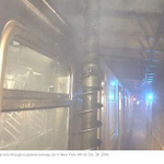 Massive drill bit nearly skewers New Yorkers in packed subway car http://t.co/FCKvdlK9mF