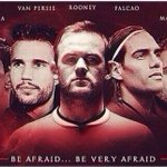 """Our CAPTAIN:)""""@ManUtd: """"He was never injured,"""" van Gaal adds on Rooney. """"He shall play, he is my captain."""" #mufc"""" http://t.co/WNP9pIPC8q"""