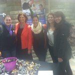 With fab women of @WPI and #spacecandy! Still lots to be had in the RCC! #imaginemore http://t.co/D52ppYNVLq
