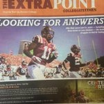 Grab this weeks Extra Point! Story inside about former Clemson QB getting scholarship offer to play next year. http://t.co/h153b0BDqp